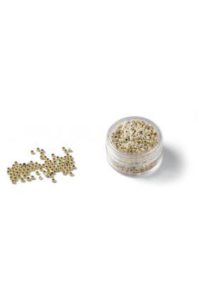 Nano Micro Rings - Blonde 1000 Pieces