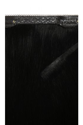 "26"" Double Hair Set - Jet Set Black"
