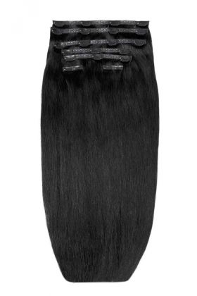 "26"" Double Hair Set - Jet Set Black"