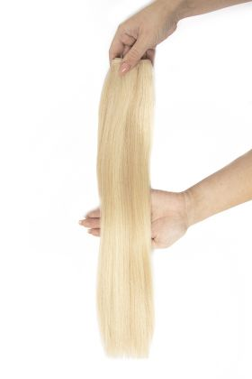 "18"" Invisi®-Weft - LA Blonde 613/24"