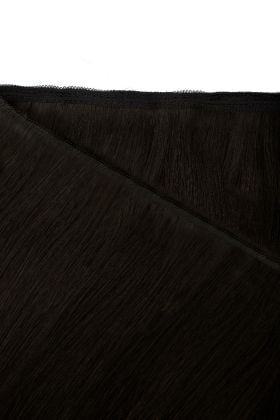 "22"" Gold Double Weft - Natural Black"