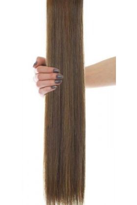 "18"" Gold Double Weft - Oak"