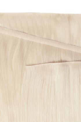 "18"" Invisi®-Weft - Pure Platinum"