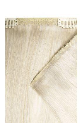 """26"""" Double Hair Set - Pure Platinum"""