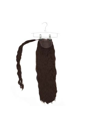 "20"" Invisi®-Ponytail Beach Wave - Raven"