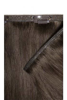 "18"" Double Hair Set Weft - Raven"