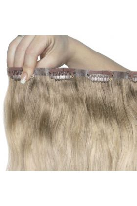 "22"" Beach Wave Double Hair Set - Scandinavian Blonde"
