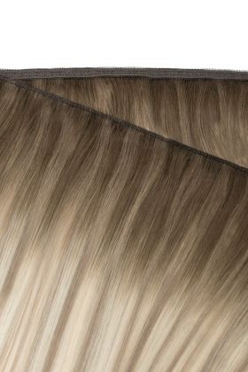 "18"" Gold Double Weft - Scandinavian Blonde"