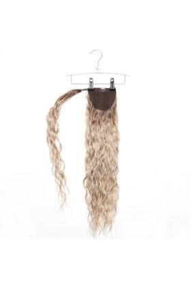 "20"" Invisi®-Ponytail Beach Wave - Scandinavian Blonde"
