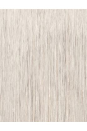 100% Remy Colour Swatch Silver