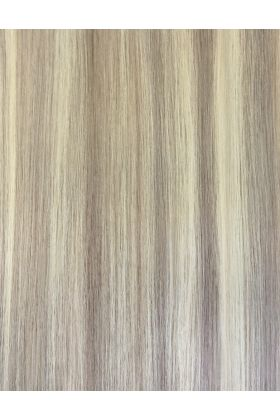 100% Remy Colour Swatch - Viking Blonde