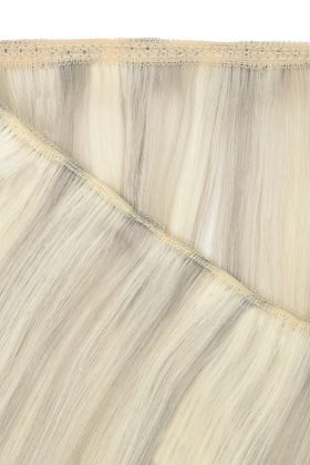 "18"" Gold Double Weft - Viking Blonde"