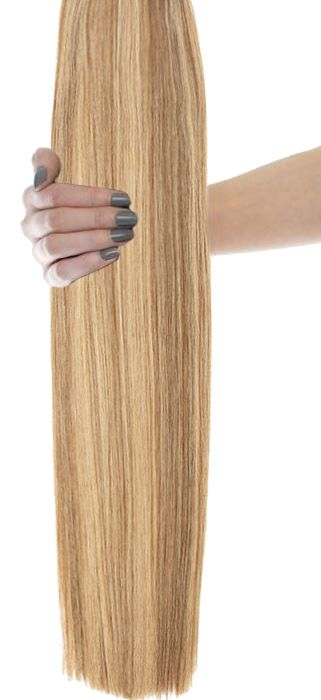 24 Gold Double Weft Beauty Works