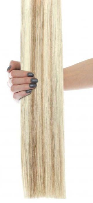18 Gold Double Weft Beauty Works