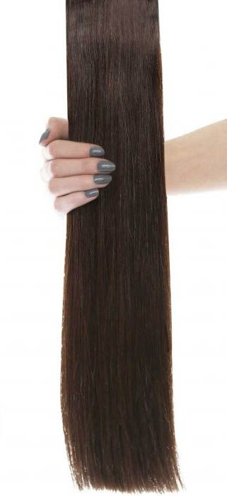 22 Inch Gold Double Weft Hair Extensions Raven Beauty Works