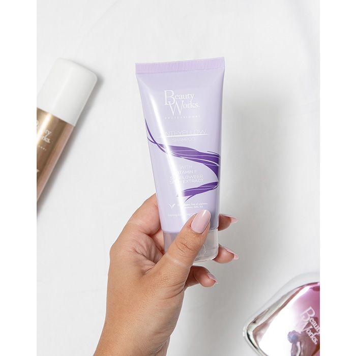 Anti Yellow Shampoo 100ml