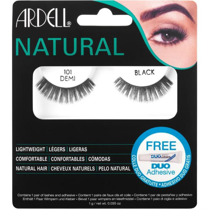 Ardell Natural Lash 101 Demi Black