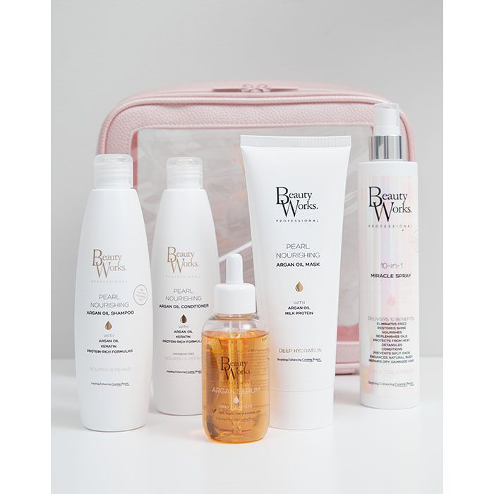 Beauty Works x Molly-Mae Haircare Gift Set (worth £80)