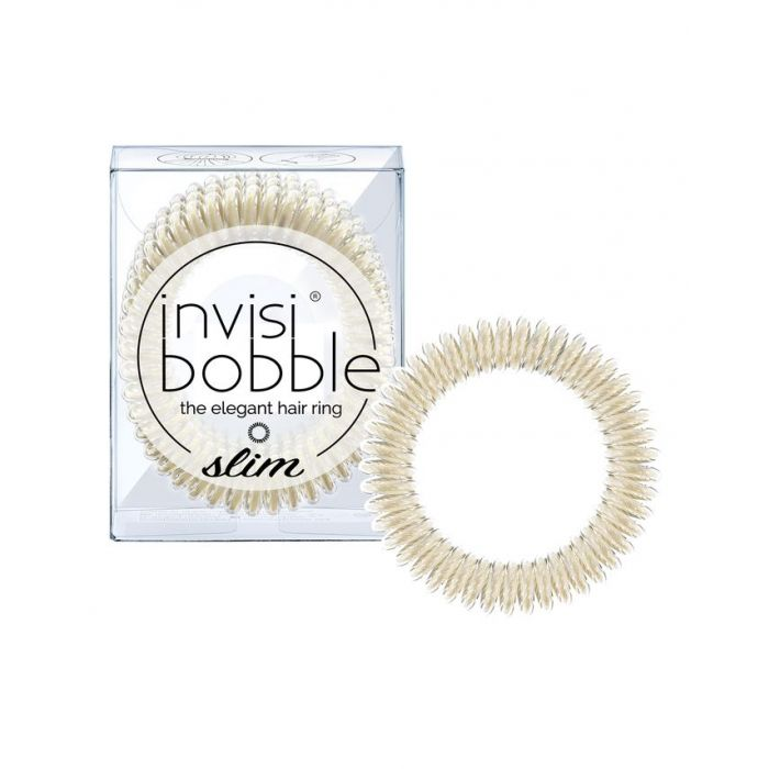 Invisibobble SLIM Stay Gold - 3 pack