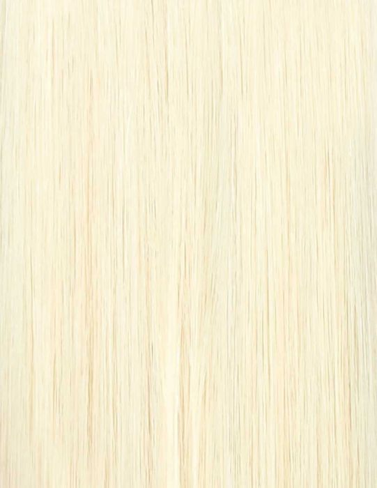 100% Remy Colour Swatch Vintage Blonde 60