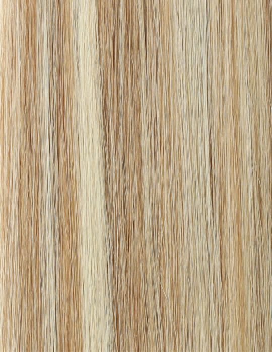 100% Remy Colour Swatch Dirty Blonde 613/10