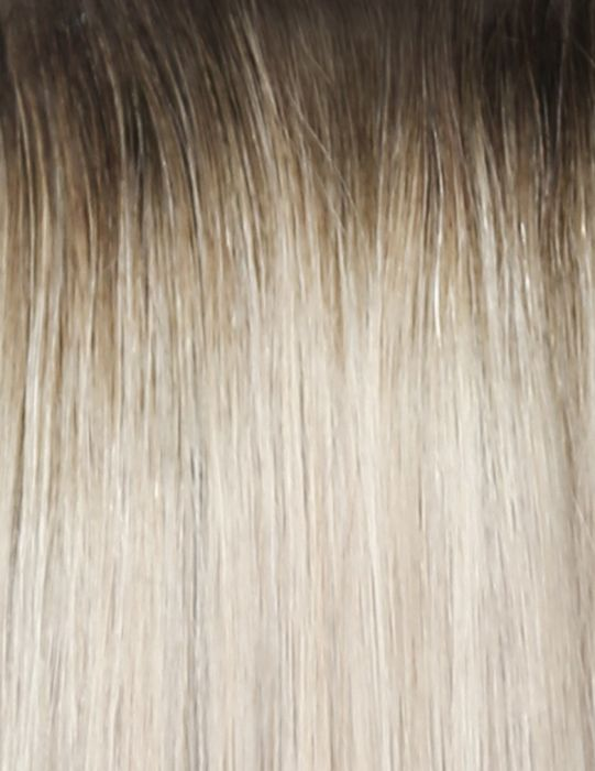 100% Remy Colour Swatch - Arctic Blonde