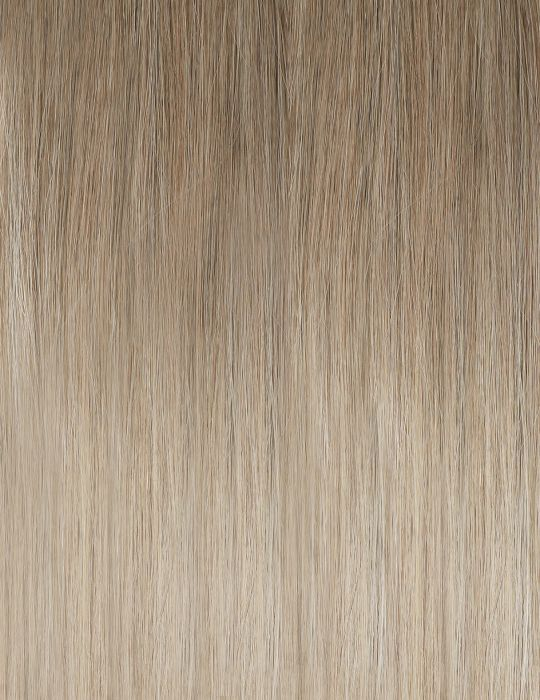 100% Remy Colour Swatch - Bergen Blonde