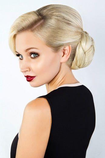 Instant Celebrity Bun - Rock Chic Blonde 613