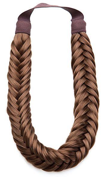Fishtail Headband - Tanned Blonde 10/16