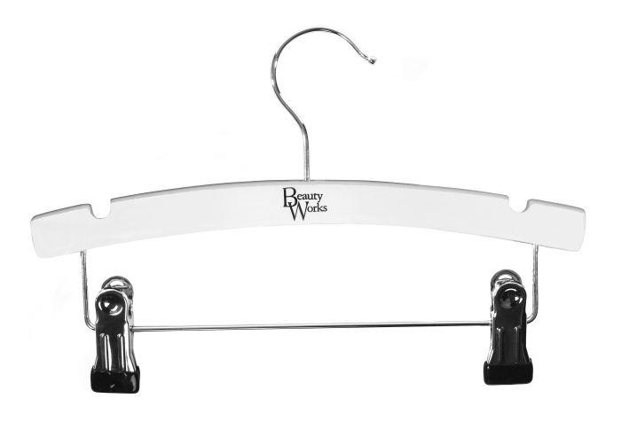 Beauty Works Hanger - White