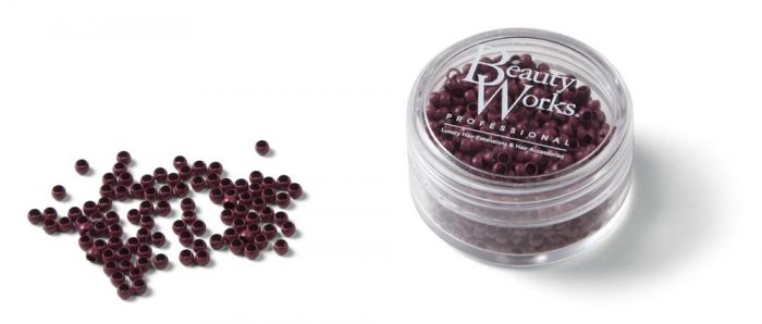 Nano Micro Rings - Red 1000 Pieces