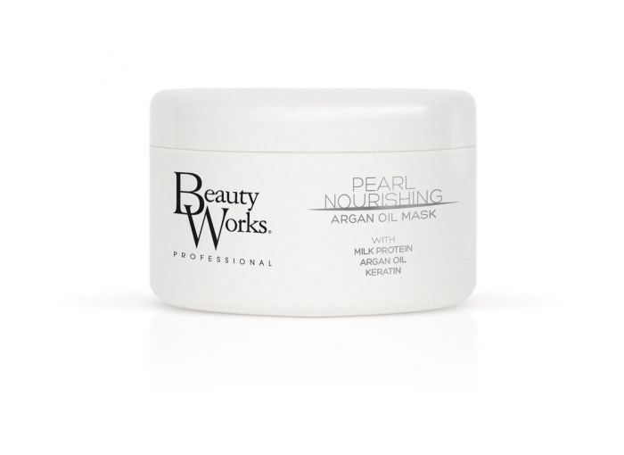 Pearl Nourishing Argan Oil Mask 250ml