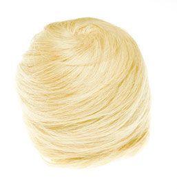 Messy Beehive  Bun - Rock Chic Blonde 613