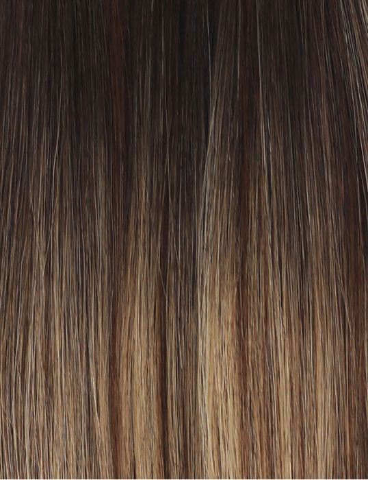100% Remy Colour Swatch - Mocha Melt