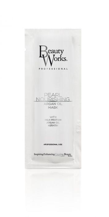 Pearl Nourishing Argan Oil Mask 10ml