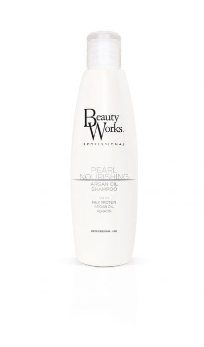 Pearl Nourishing Argan Oil Shampoo 50ml