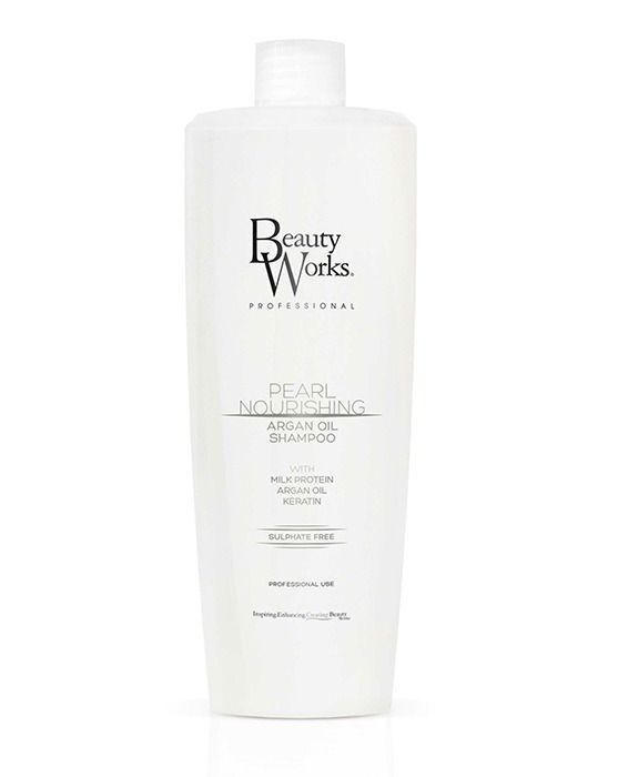 Salon Size Pearl Nourishing Argan Oil Shampoo 1 Litre