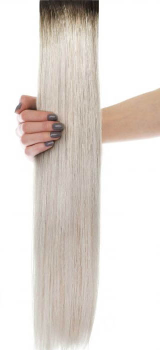 Image of 16 Celebrity Choice® - Weft Hair Extensions - Arctic Blonde""