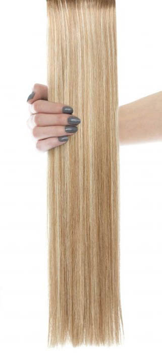 Image of 16 Celebrity Choice® - Weft Hair Extensions - Bohemian Blonde""