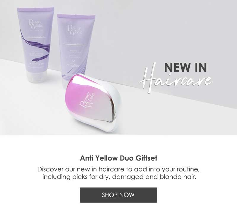 New In Haircare