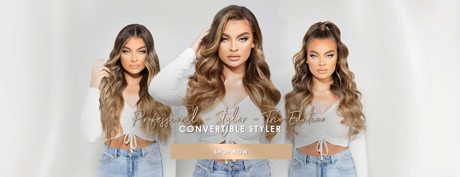 Professional Styler - Trio Edition | Triple Threat | Shop Styling Tools