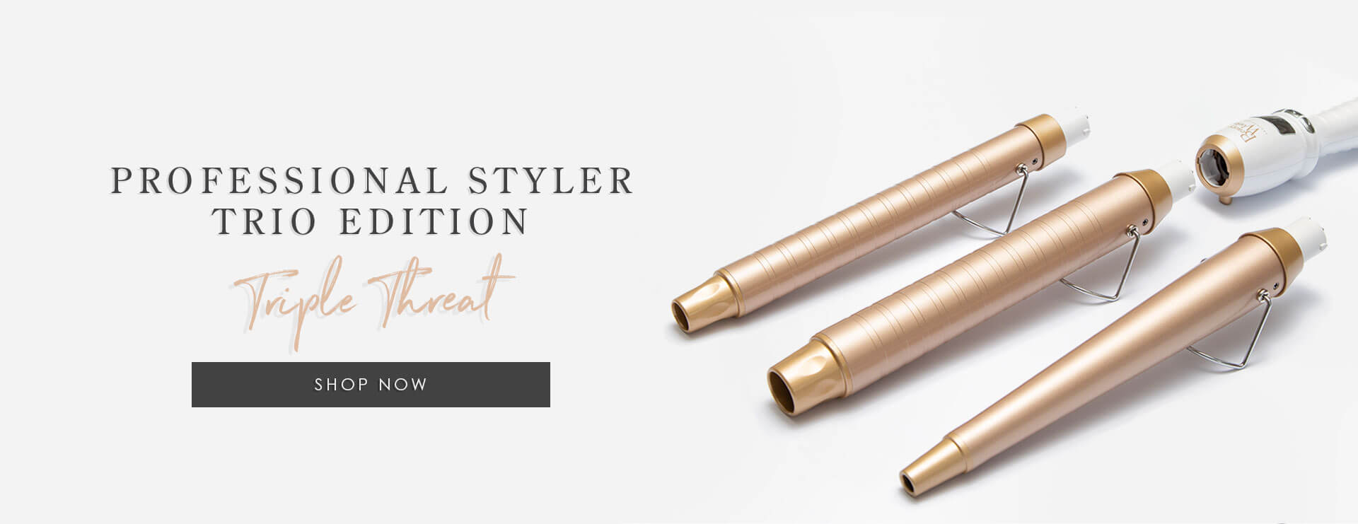 New-In Professional Styler - Trio Edition | Triple Threat | Shop Styling Tools