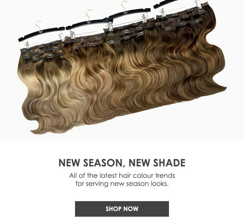 New Season, New Shade - All of the latest hair colour trends for serving new season looks