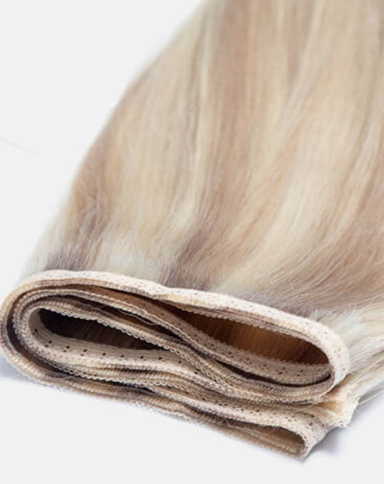 Professional Weft Extensions