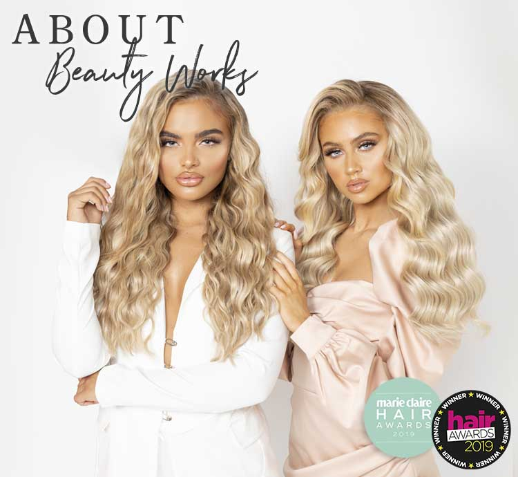 Beauty Works - Discover the right extensions
