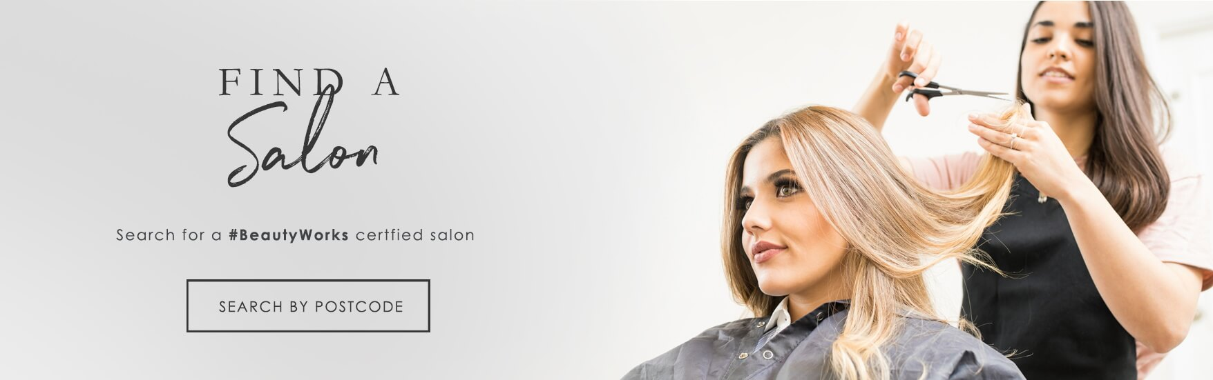 Find a Beauty Works Salon or Stylist