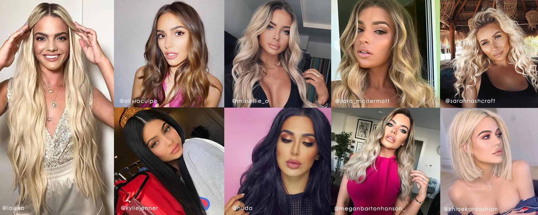 Beauty Works Instagram Fans
