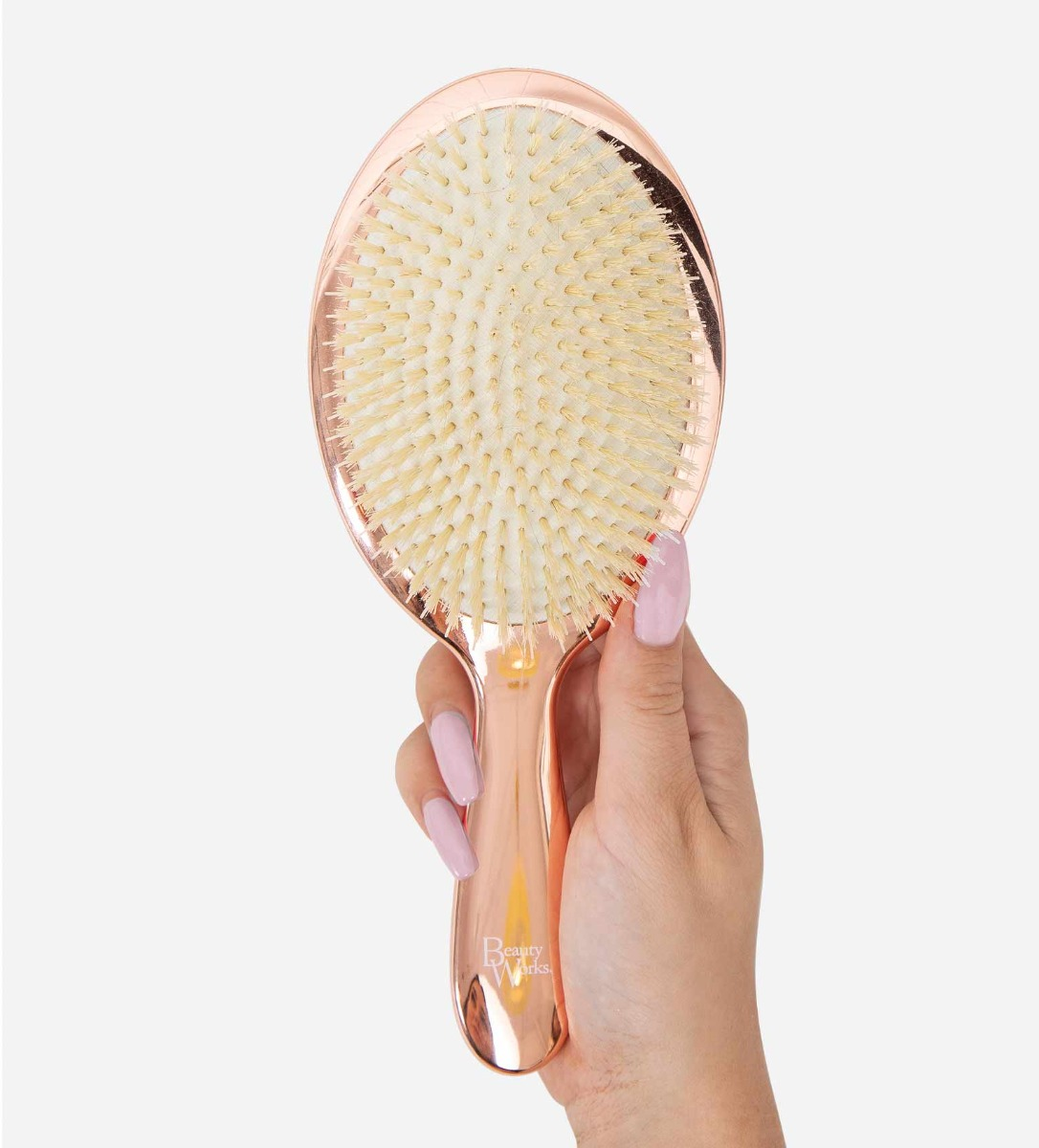 Beauty Works Aftercare Advice Hairbrushes