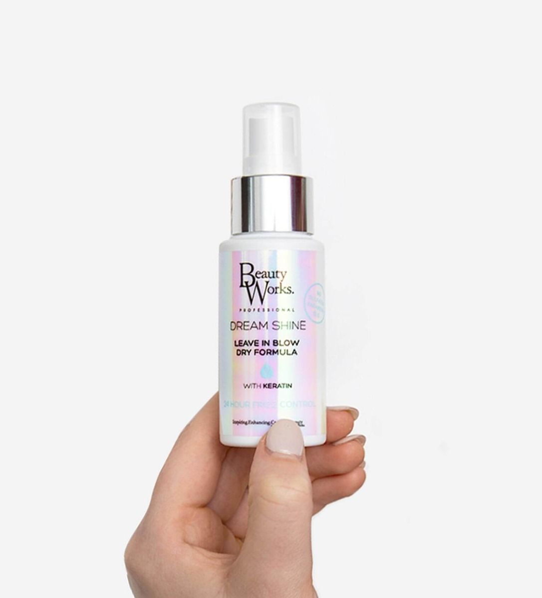 Beauty Works Aftercare Advice Travel Size