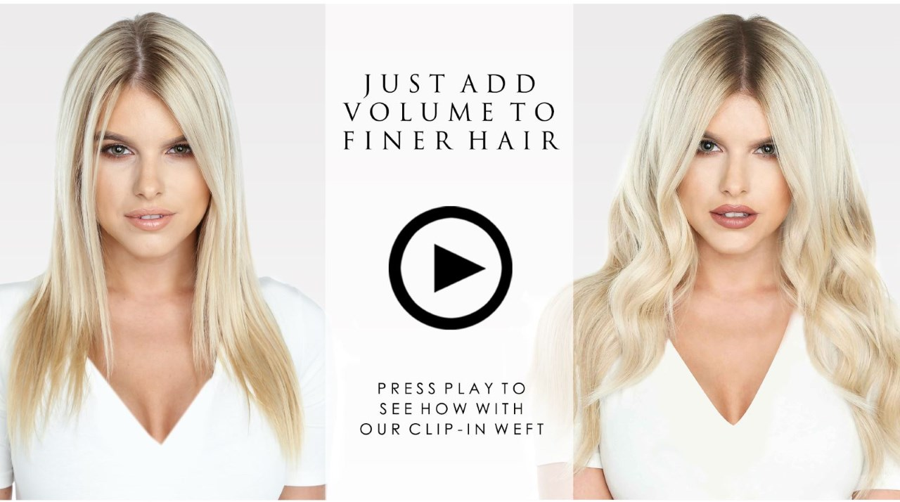 Looking for quick volume and length?